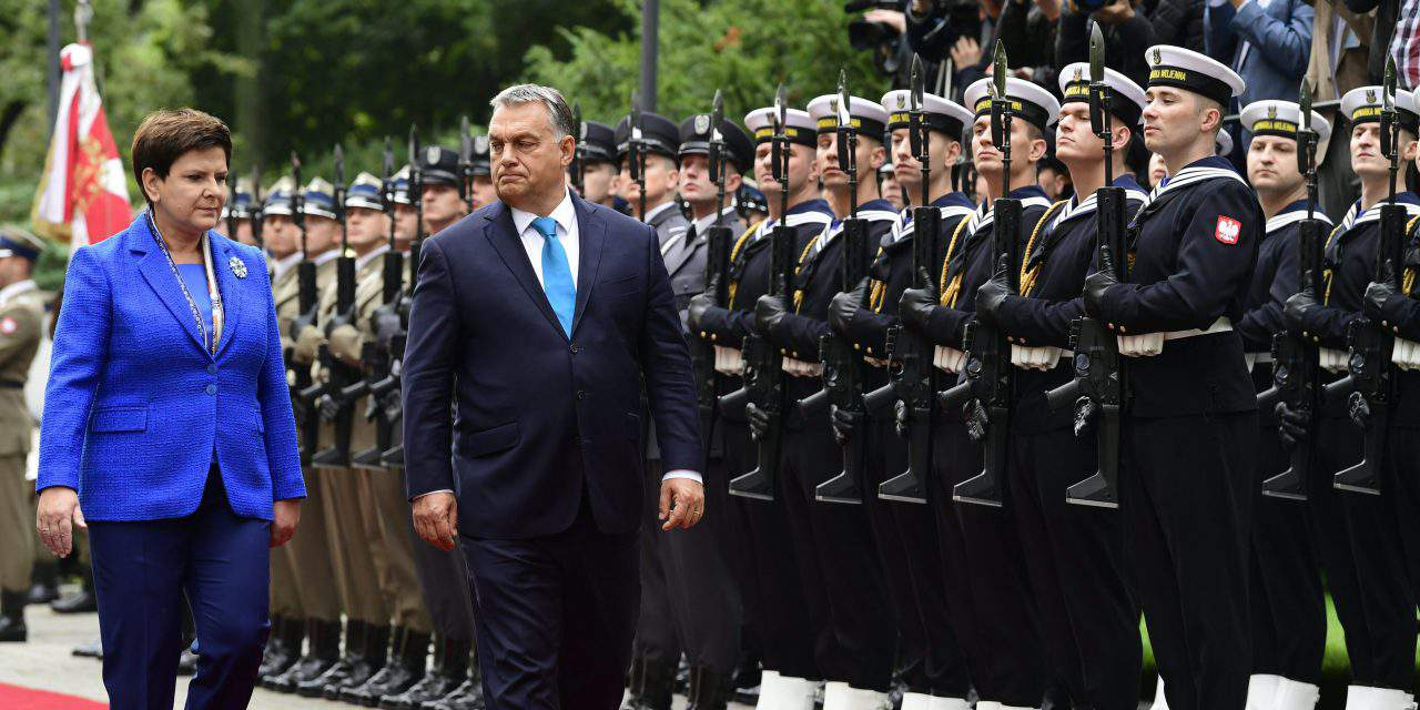 Orbán in Warsaw: Hungary, Poland guardians of EU founding treaty – UPDATE