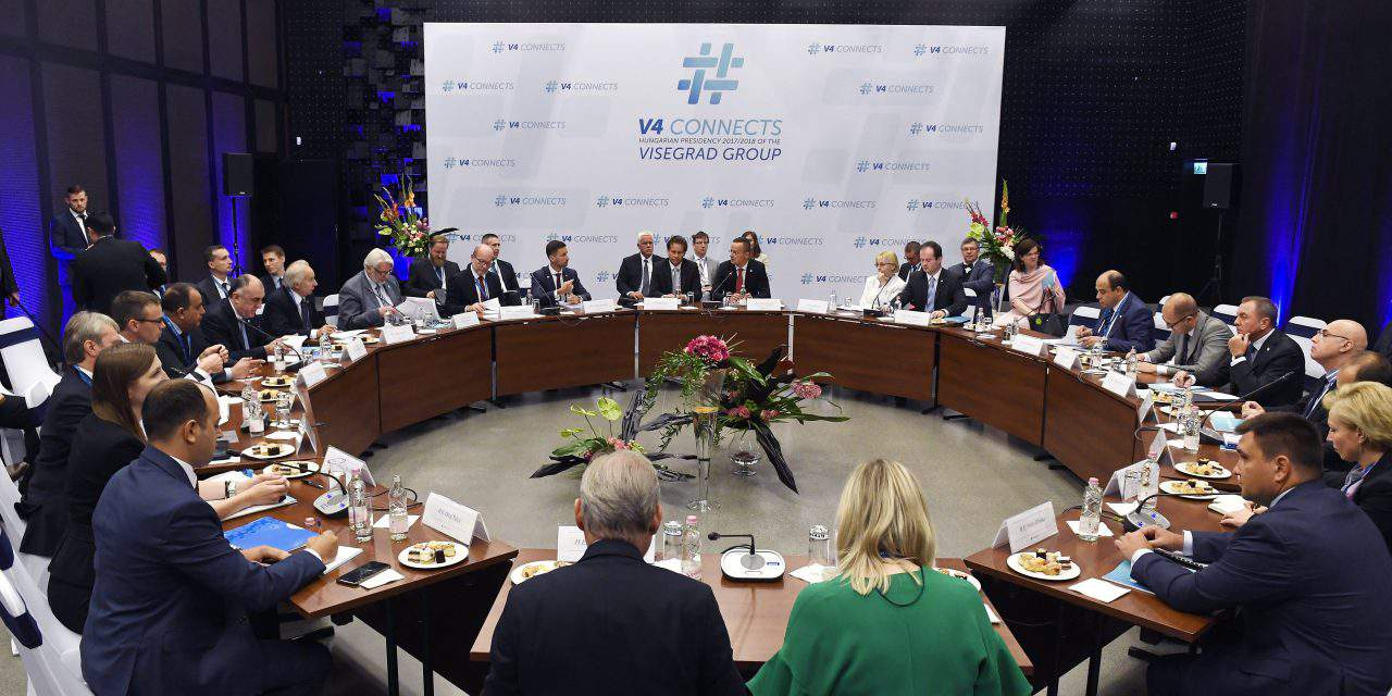 Meeting of Eastern Partnership countries held in Budapest
