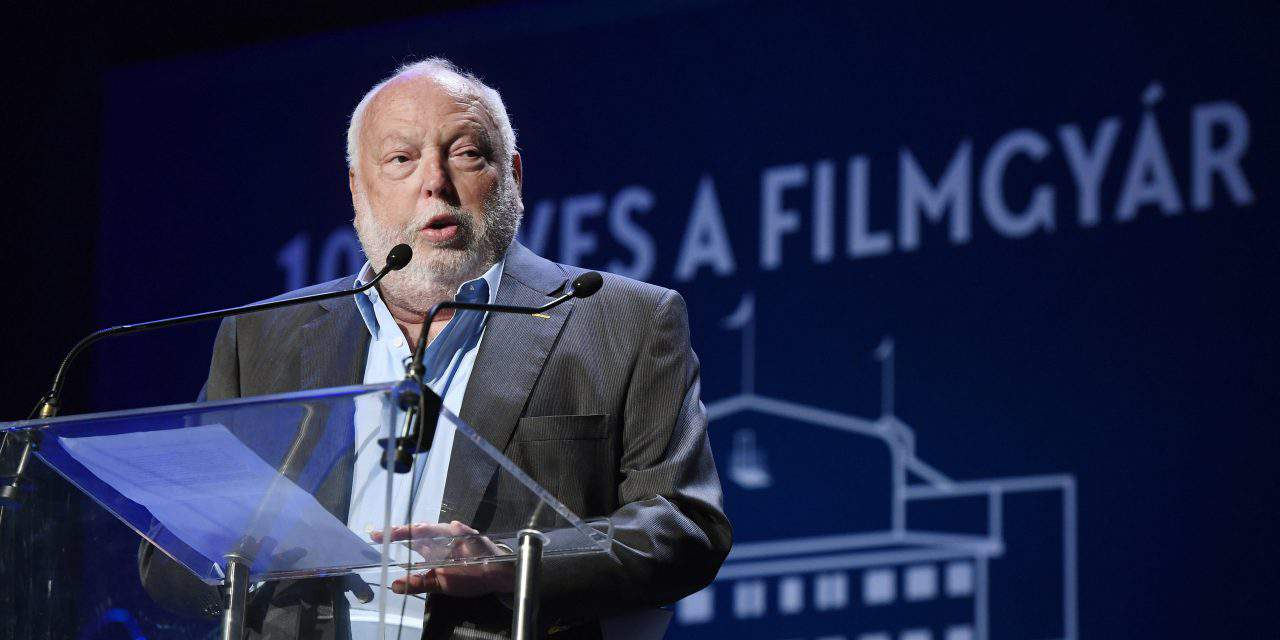 Government's film industry commissioner Andy Vajna bought a media enterprise