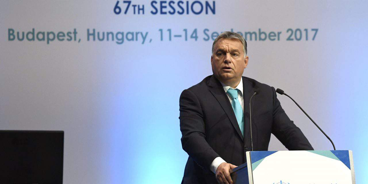 Orbán: Urgent response needed to stop demographic decline