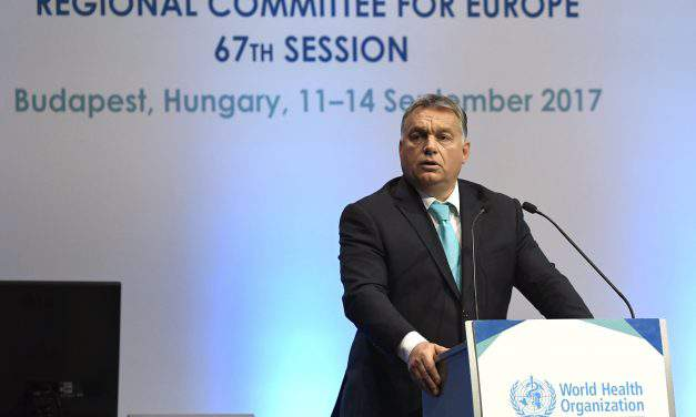 Orbán: Urgent response needed to stop demographic decline