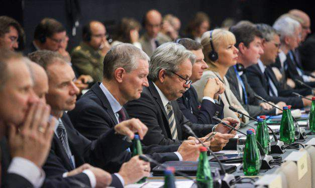 Cyber security, migration in focus at EU defence meeting in Estonia