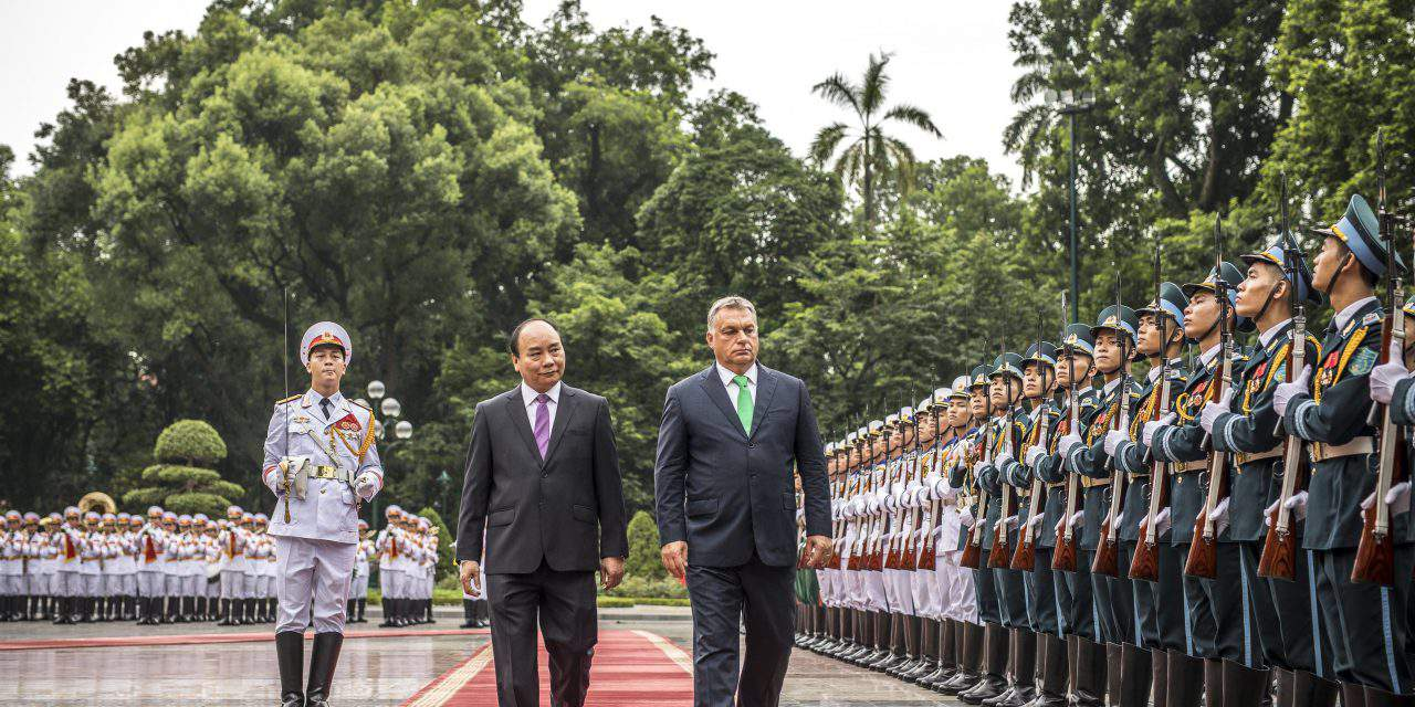 Orbán: Hungary to build 'special relations' to Vietnam