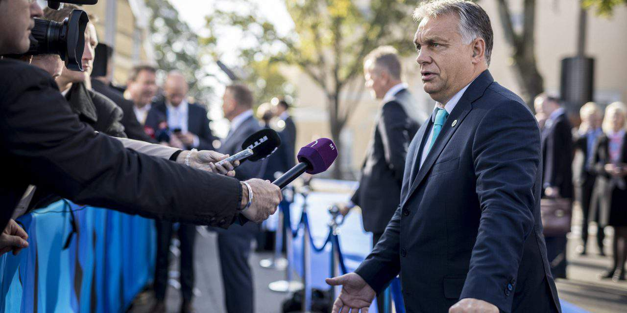 Orbán: 'Nothing wrong' with S Hungary village protests against encampment of migrant children