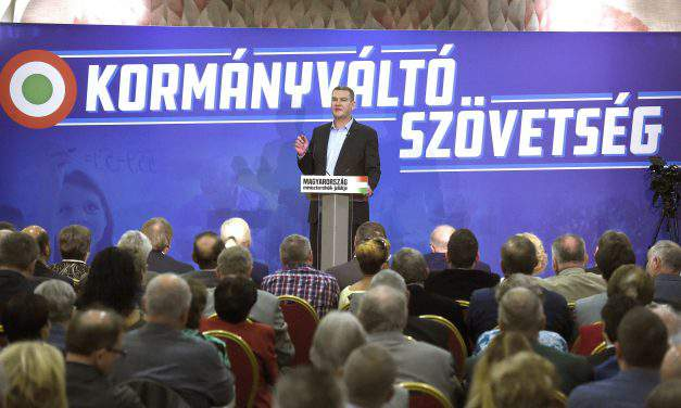 Botka calls on leftist opposition parties to band together in 2018 election