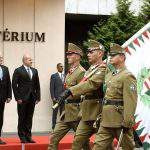 Hungary, Sweden defence ministers agree on stronger cooperation