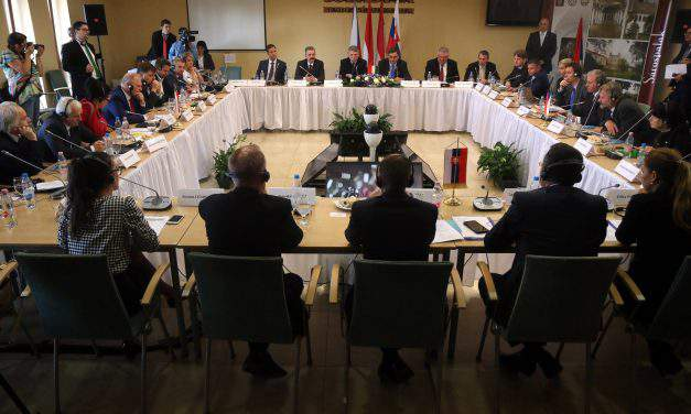 Visegrad Group call for stronger role of national parliaments in EU
