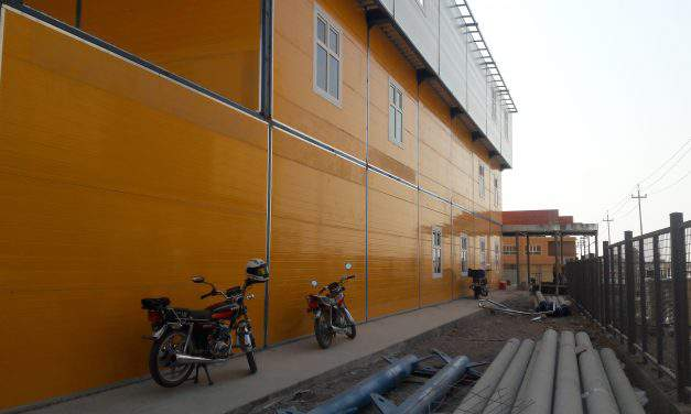 Construction of Erbil school progressing well in Iraq – Hungary Help Programme