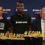 Hungarian footballer participates in newly-launched UEFA campaign