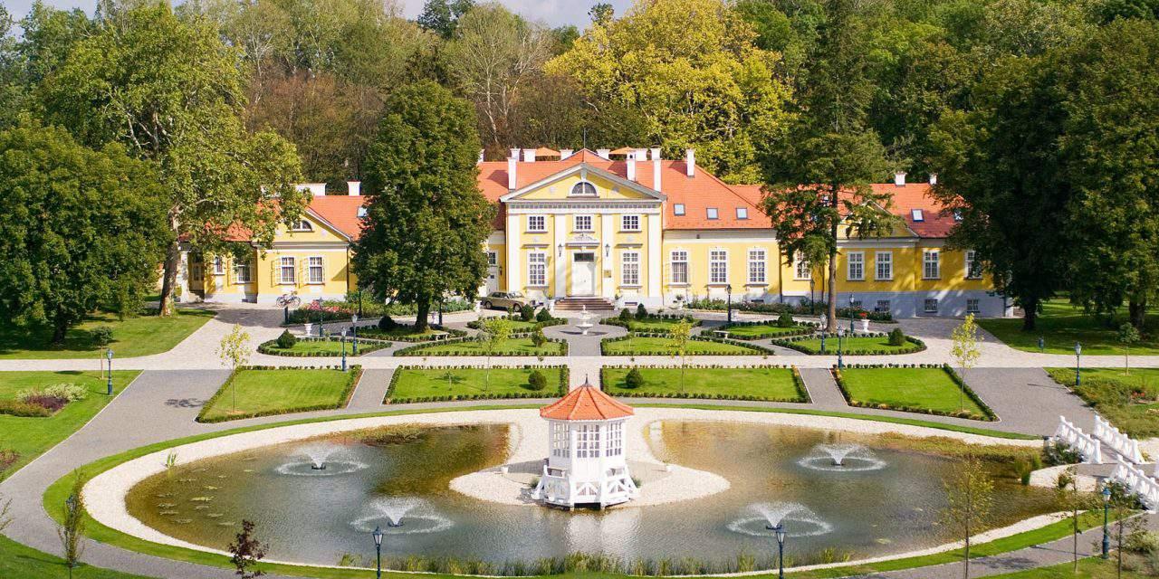 Stunningly beautiful Hungarian hotels