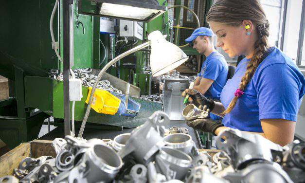 Aluminium die casting producer started capacity expansion project in Northern Hungary