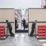 Coca-Cola opens the largest food industry warehouse in Hungary