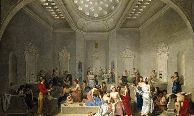 The history of the Turkish baths of Hungary