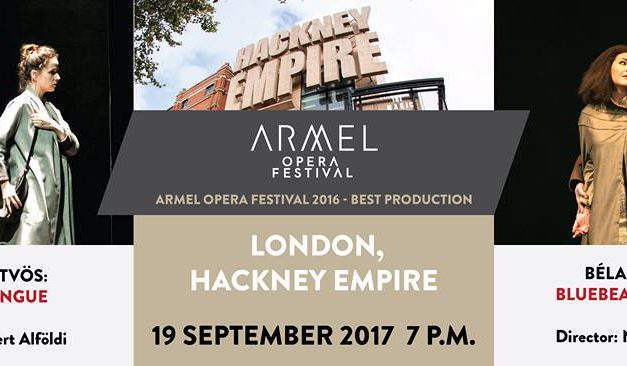 Winners of Armel Opera Festival to be staged in London