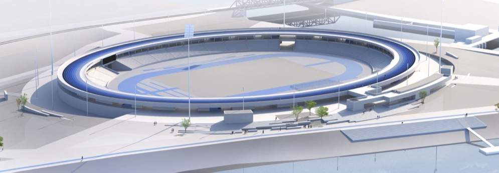 This is what the Budapest Athletics Stadium will look like