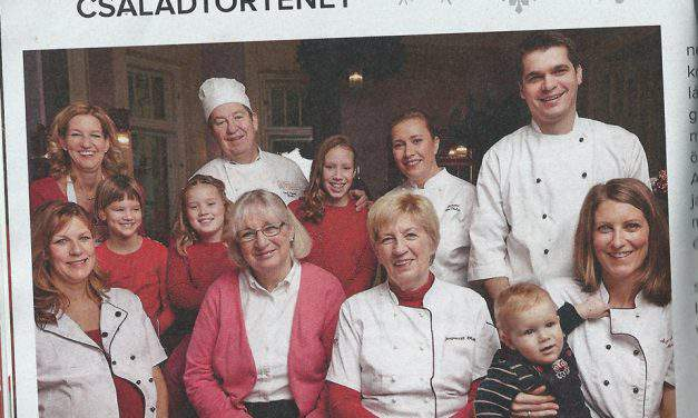 The most famous Hungarian families, whose success is based on traditions