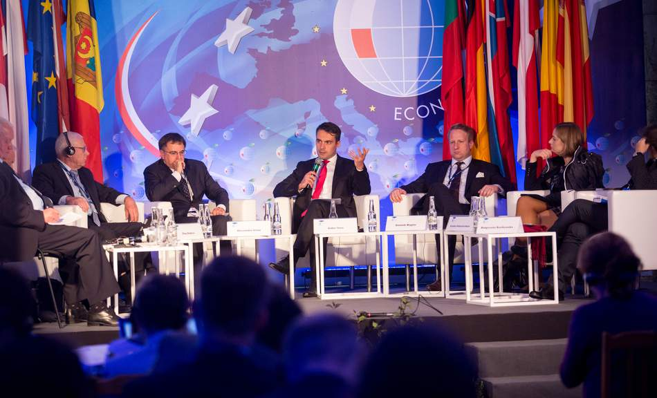 Jobbik leader Vona adresses to the Krynica Forum – VIDEO
