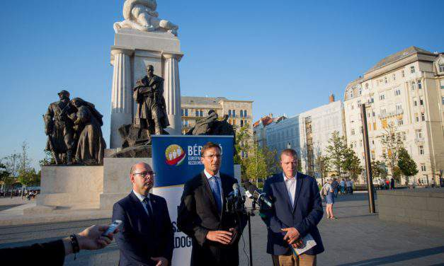 Jobbik hands over wage union initiative to trade unions