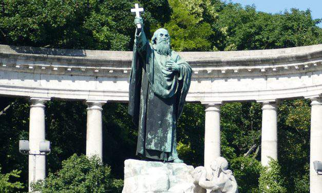 St. Gellért- The first Christian martyr of Hungary
