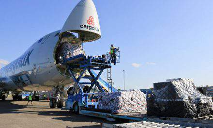 Budapest Airport handles record cargo volumes in 2017