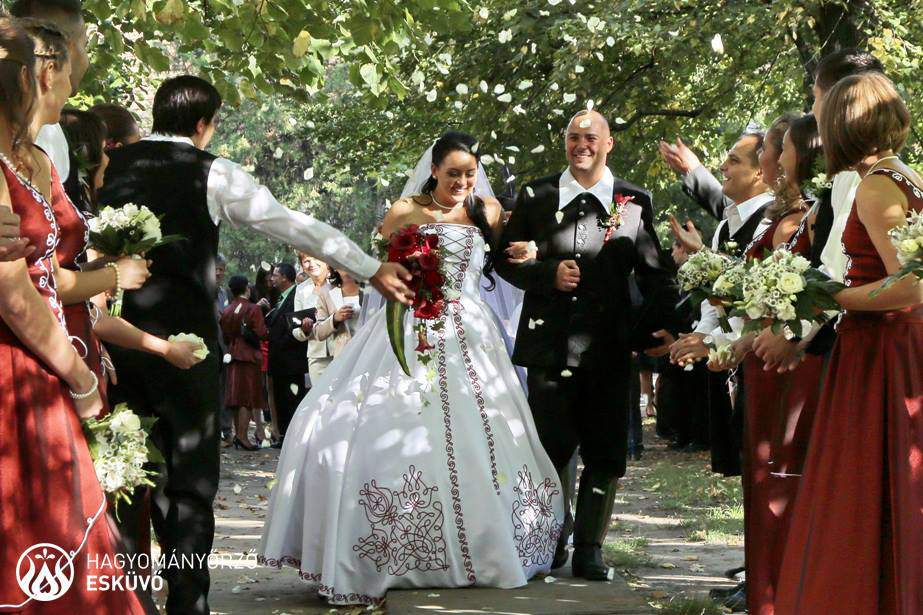 The Traditional Hungarian Wedding