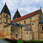 The Church of Ják – a lovely basilica from the Middle Ages