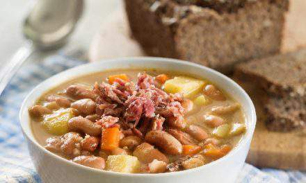 Recipe of the week: Jókai bean soup