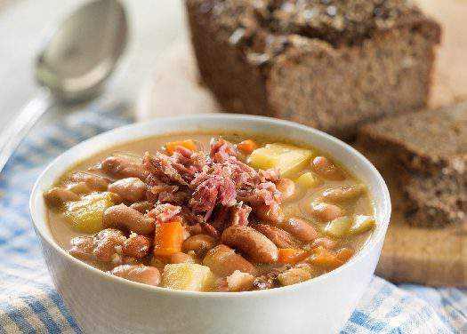 Recipe of the week: Jókai bean soup