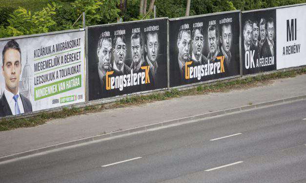 Billboard war in Hungary – Jobbik: No appeal, verdict executable at once