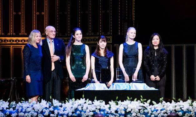 Cosima Soulez-Lariviere wins Bartók World Competition and Festival