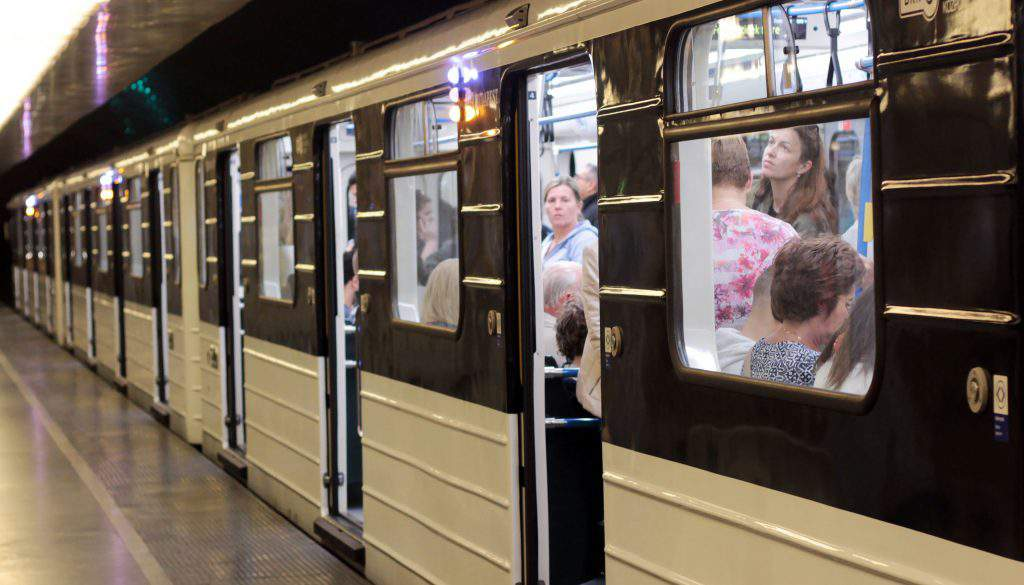 metro 3 budapest