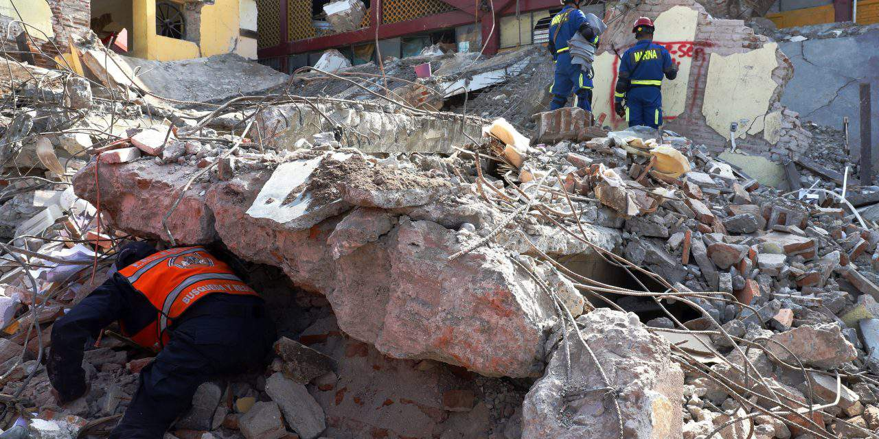 House speaker sends condolences to Mexico over earthquake