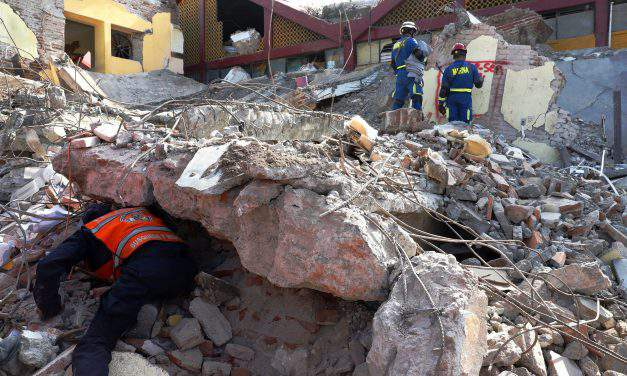 House speaker sends condolences to Mexico over earthquake