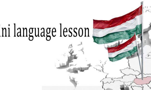 Mini language lesson #20 – Hungarian jokes