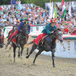 This weekend: Horsemen and horses to take over Heroes' Square at the 10th National Gallop