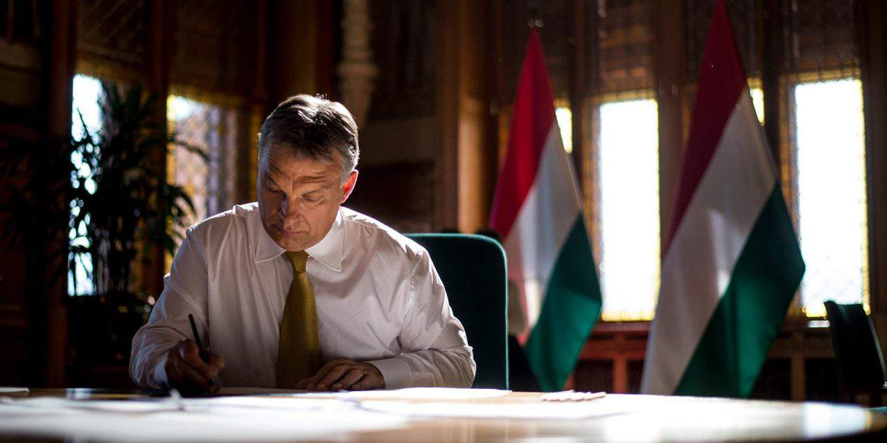 PM Orbán: Time for European solidarity on border protection