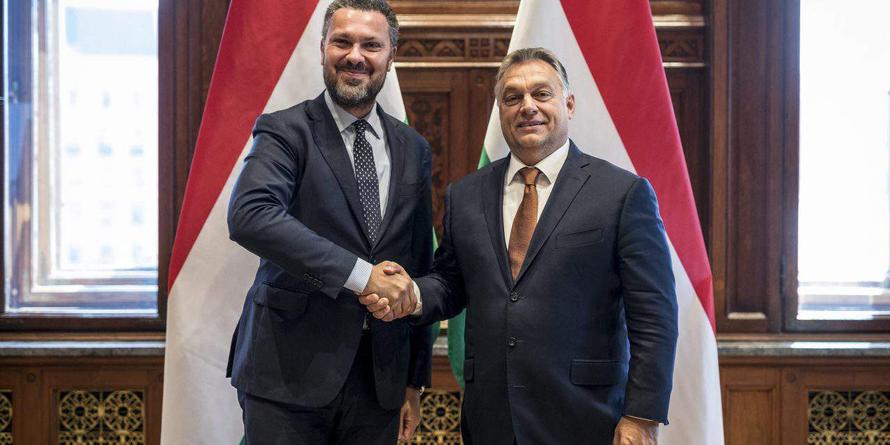 Orbán meets with European Trade Union Confederation head