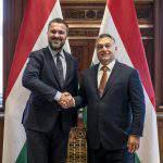 Orbán meets with European Trade Union Confederation head