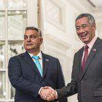 Singapore success 'encouragement' for Hungary, says Orbán in Singapore