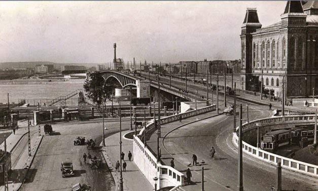 The Petőfi Bridge celebrates its 80th birthday