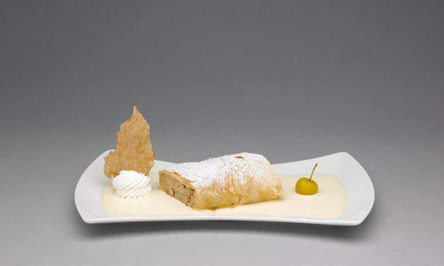 Recipe of the week: Hungarian strudel (rétes)