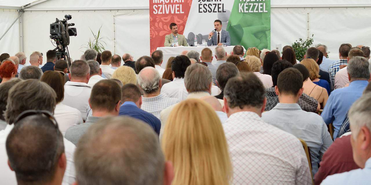 Jobbik organized its third meeting of intellectuals
