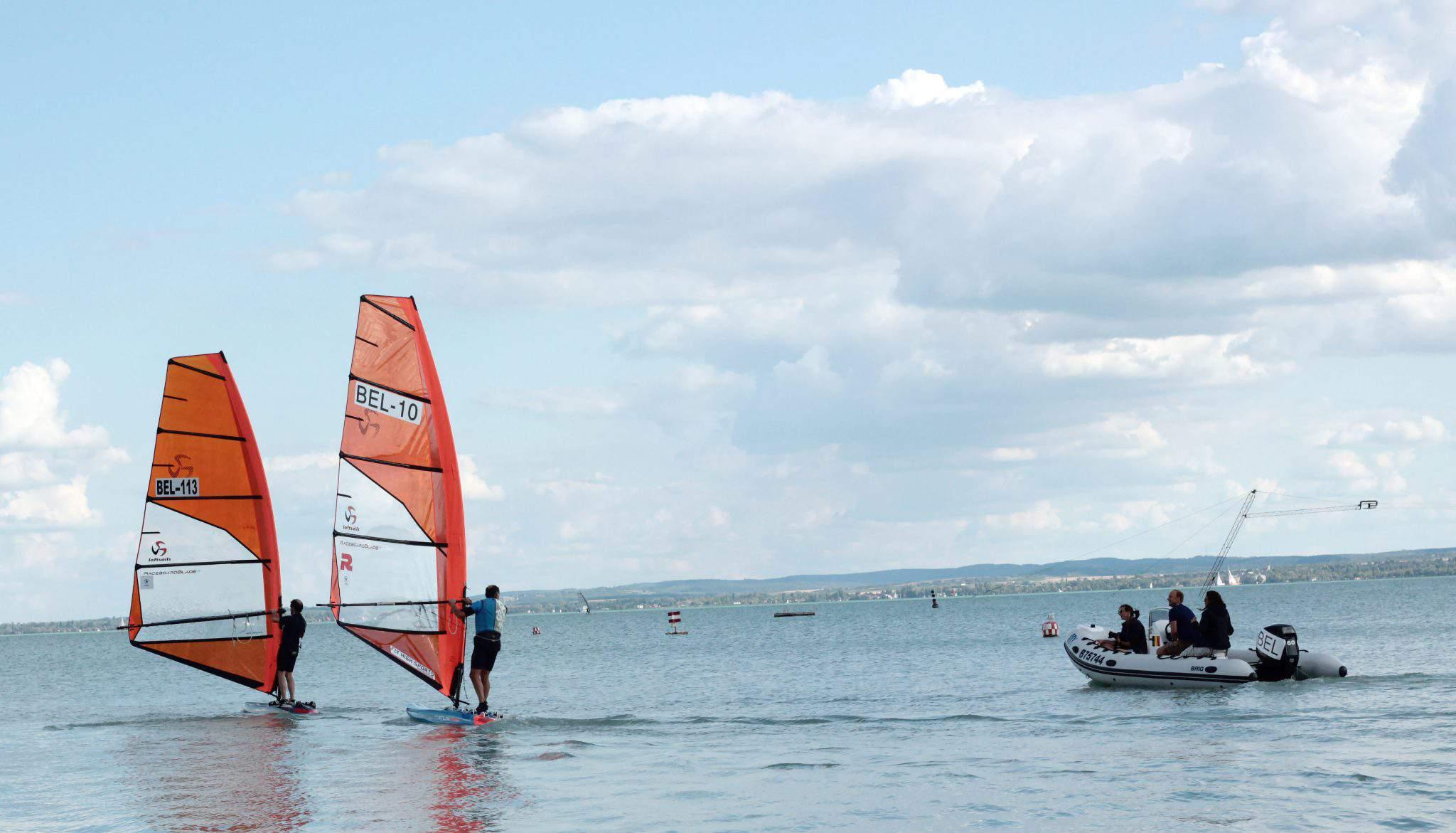 race board surf Balatonfüred