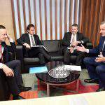 Foreign minister: German political leaders recognise importance of border protection measures