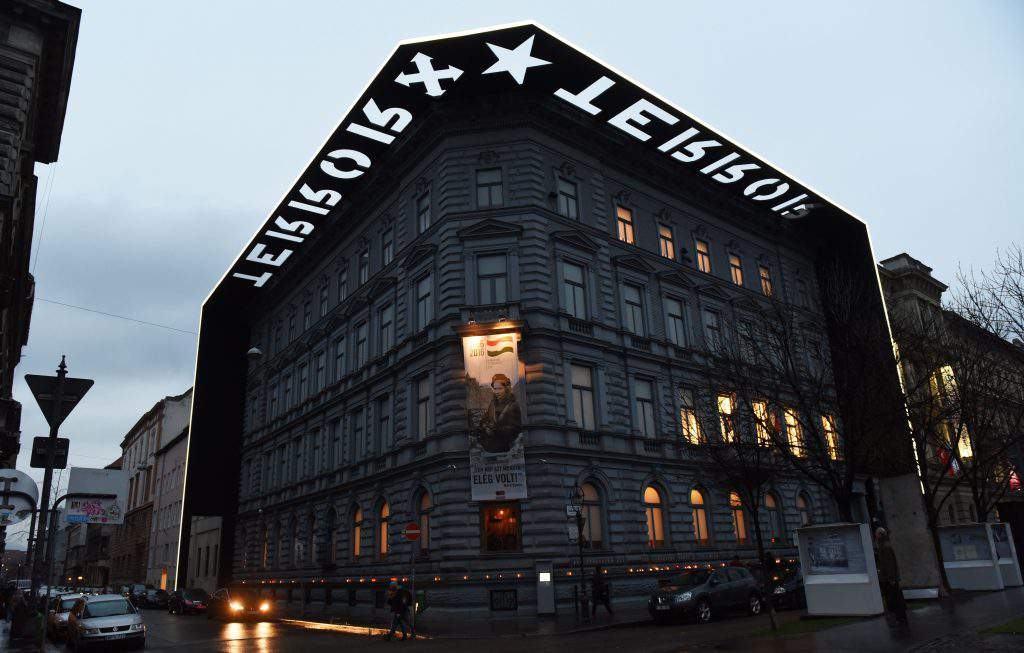 Terror Háza House of Terror Museum