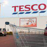 Some Tesco stores closed down due to strike