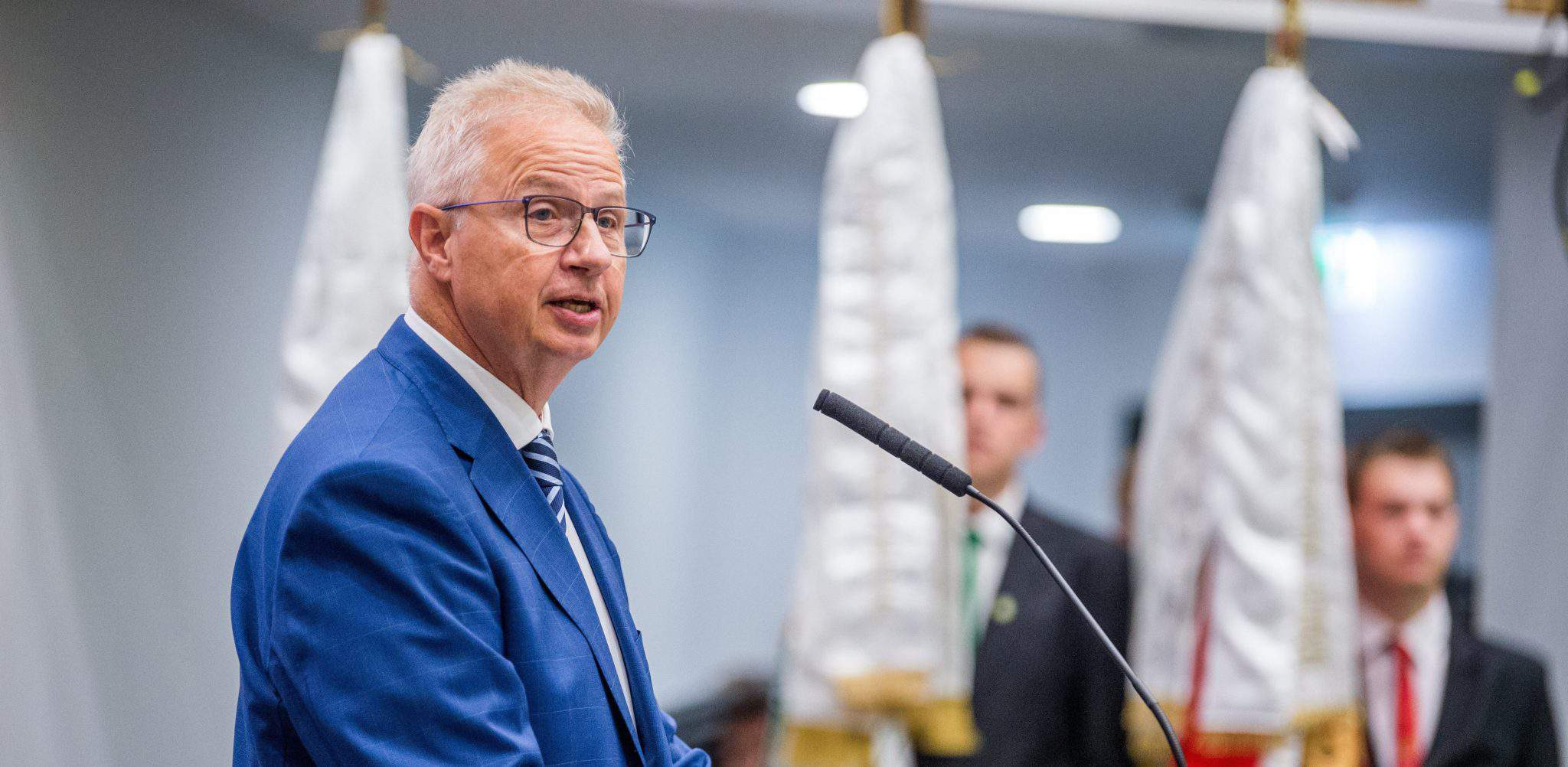 justice minister trócsányi