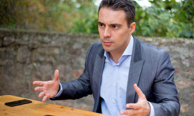 2018 elections in Hungary, either Fidesz or Jobbik, says Jobbik's leader Vona