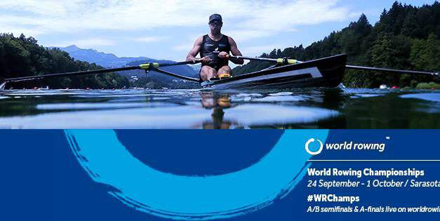 Great start for Hungary at the World Rowing Championships