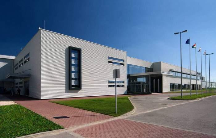Bridgestone completes 85 billion forint development to its Tatabánya factory